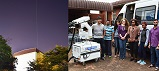 LiDAR Calibration Lights Up Durban Skies